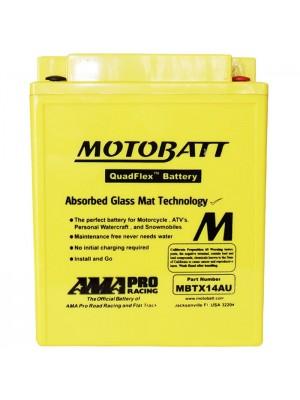 bateria MBTX14AU motobatt