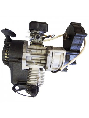 Motor com Partida Elétrica 49cc maxxfun