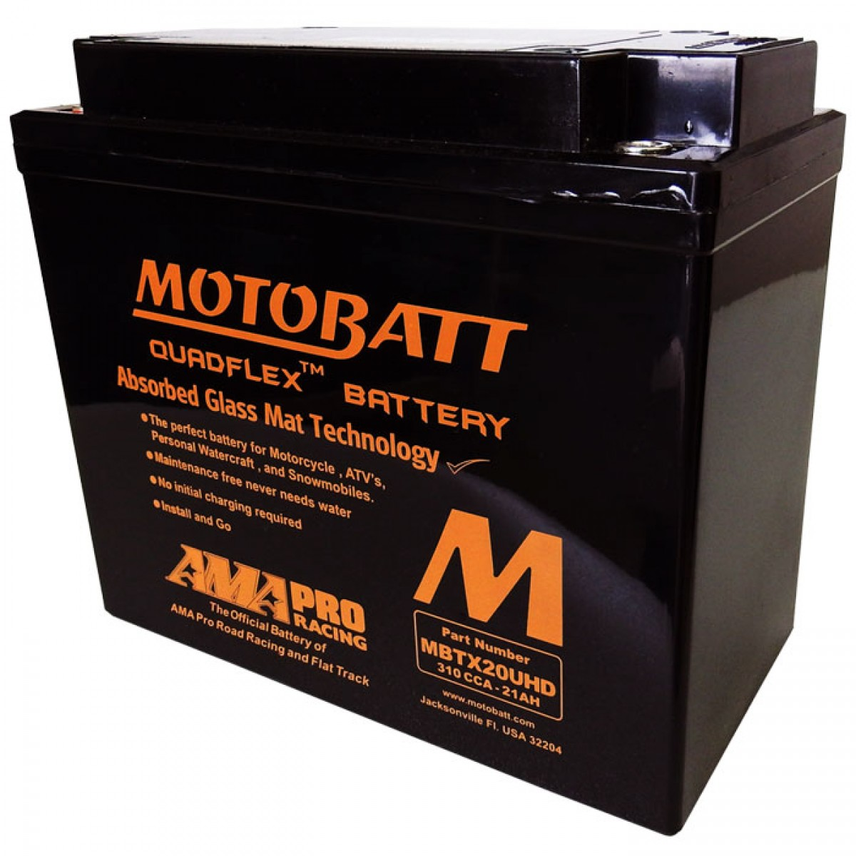 bateria MBTX20U-HD motobatt