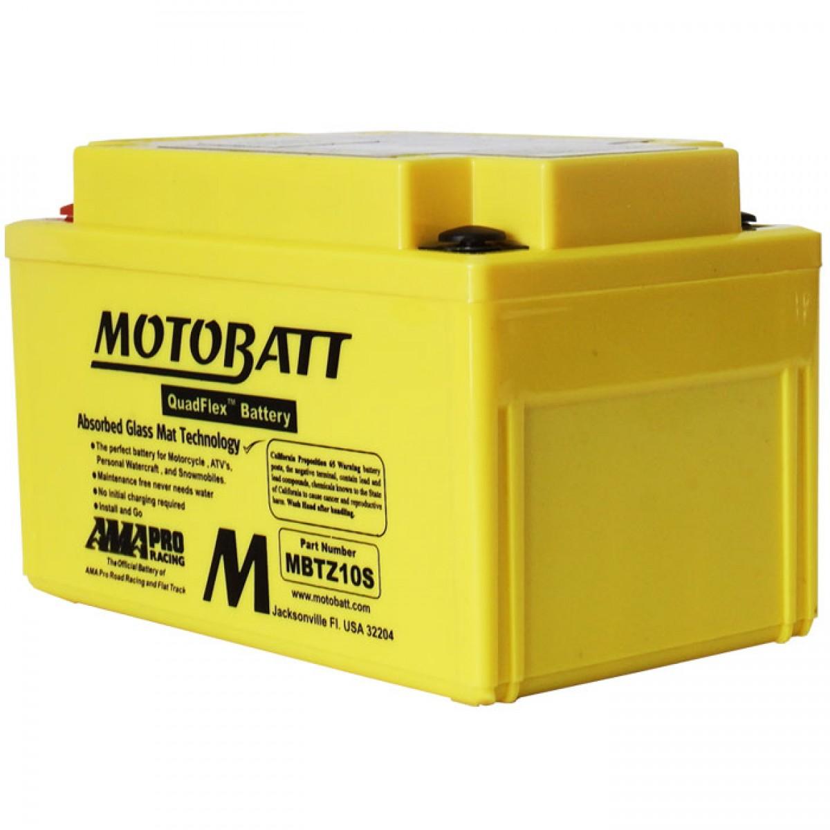 bateria MBTZ10S motobatt