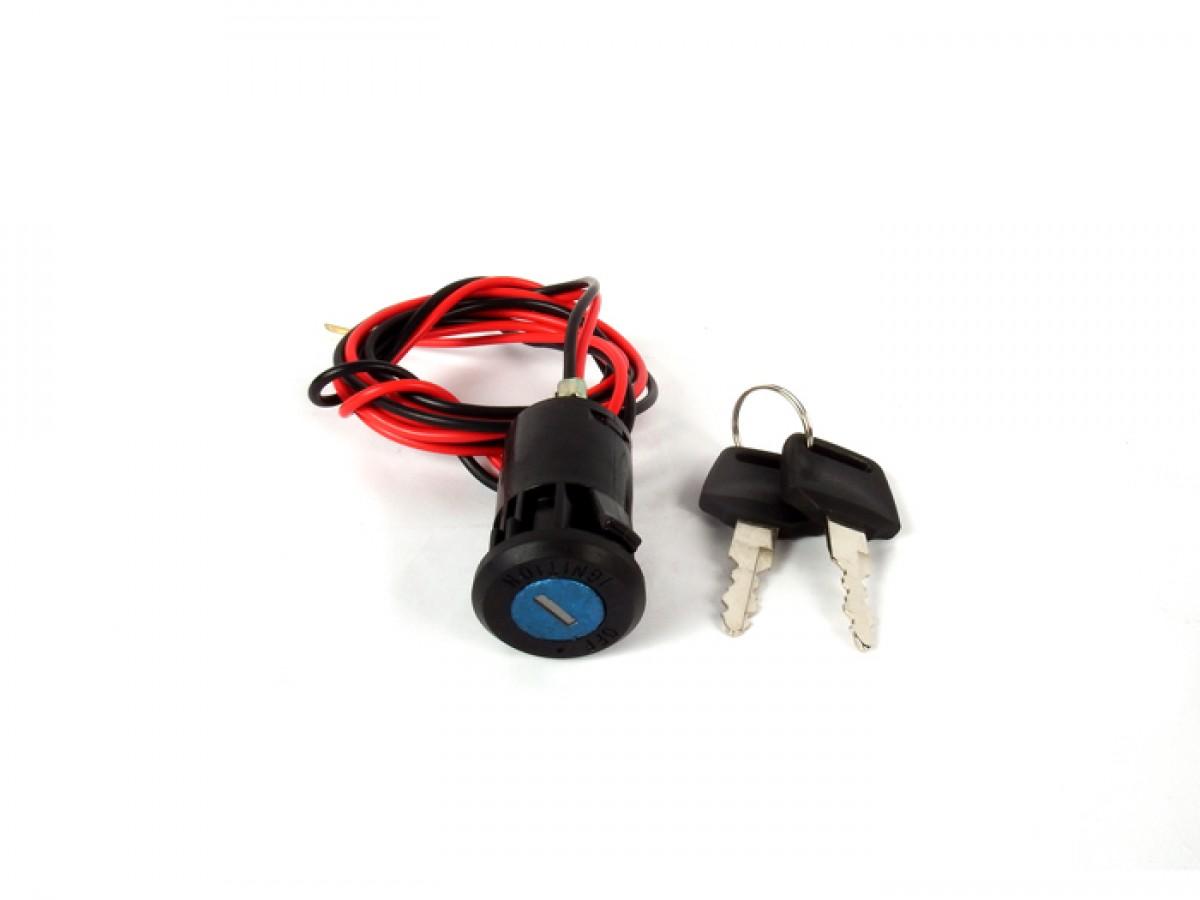 Chave de Ignição MUV - Scooter Elétrico MXF