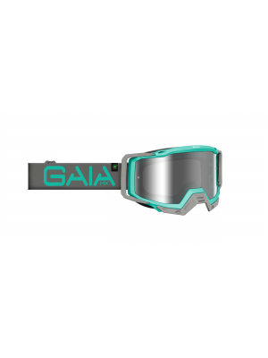 Óculos GaiaMX PRO para motocross e trilhas (goggle) ACQUA