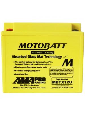 bateria MBTX12U motobatt