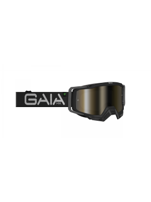 Óculos GaiaMX PRO para motocross e trilhas (goggle) CARBON PRO